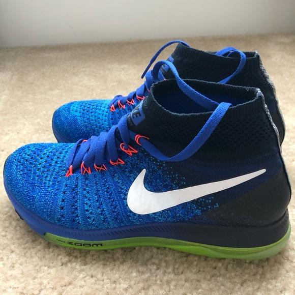 Nike Zoom Flyknit Sock Sneakers Running
